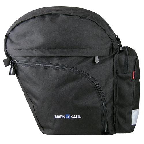 KLICKfix Backpack bike bag set