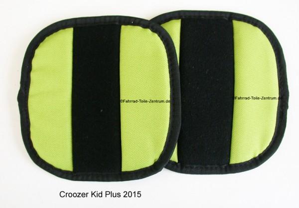 Croozer Hüftgurtpolster Kid Plus grün 2015