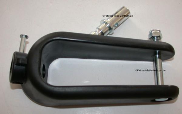 Croozer buggywheel fork