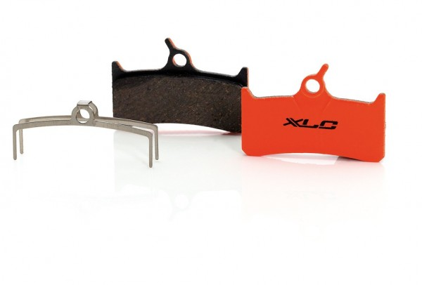 XLC bp-o10 organic disc brake pads for Shimano Deore XT