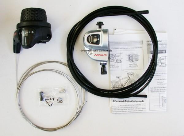 Shimano Nexus SL-3S41E Drehschaltgriff für 3 Gang HR-Nabe