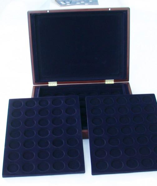Münzkassette D 32mm Leuchtturm Volterra Trio für 2 Euro