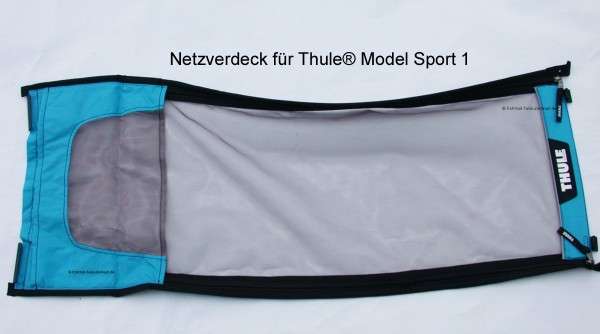 Thule Chariot mesh Cover blue Sport 1