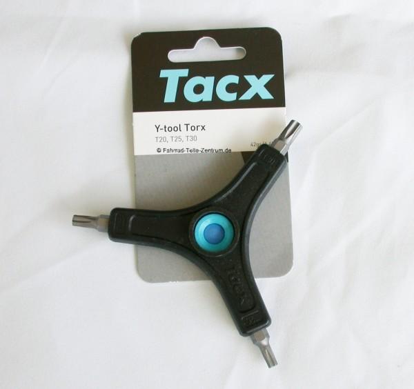 Bicycle bike Torx wrench Tacx TX 20 / 25 / 30mm