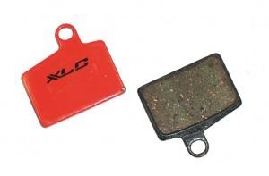 XLC bp-o18 organischer Scheibenbremsbelag für Hayes Stroker Ryde