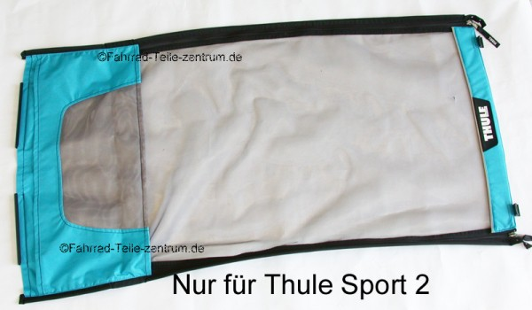 Thule Chariot mesh Cover blue Sport 2