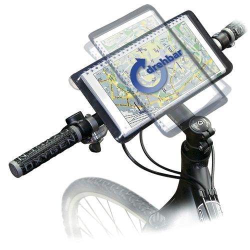 Klickfix Fahrrad Kartenhalter Freeliner