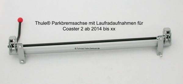 Parkbremse Achse Coaster Thule