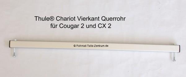 Thule Chariot Vierkant Querrohr CX 2 Cougar 2