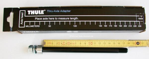Thule Thru Axle Adapter Maxle Trek M12x1.75