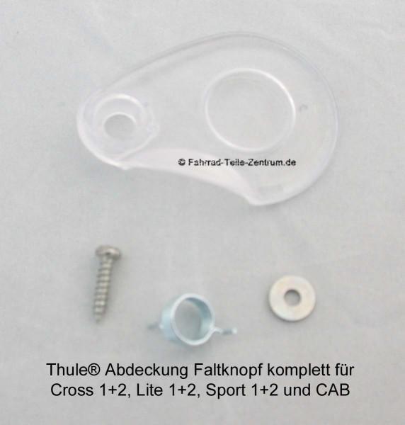 Thule-Abdeckung-Faltknopf