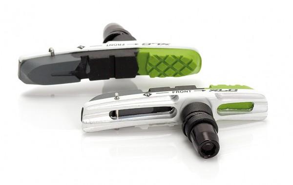 XLC BS-V06 Cartridge V-Brake shoes 72mm