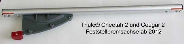 Thule Chariot parking brake axle Cougar Cheetah 2