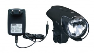 B+M Battery LED front light IXON IQ