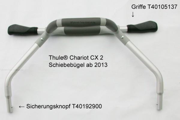 Thule Chariot CX 2 Handlebar Assembly 2013