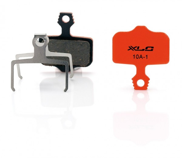 XLC bp-o21 organic disc brake pads Avid / Sram