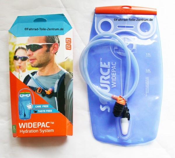 Trinkblase Trinksystem Source Widepac 2 Liter