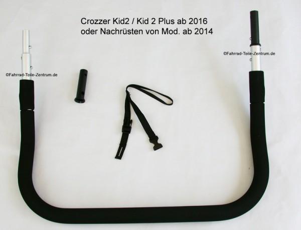 Croozer Kid 2 und Plus Schiebebügel ab 2014