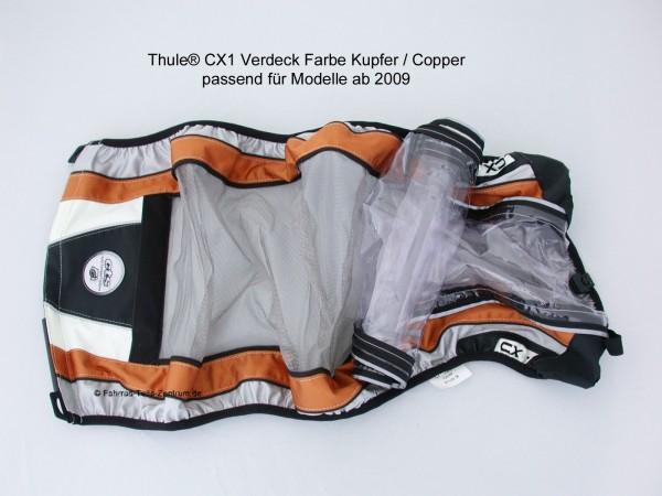 Thule Chariot Verdeck CX 1 copper ab 2009