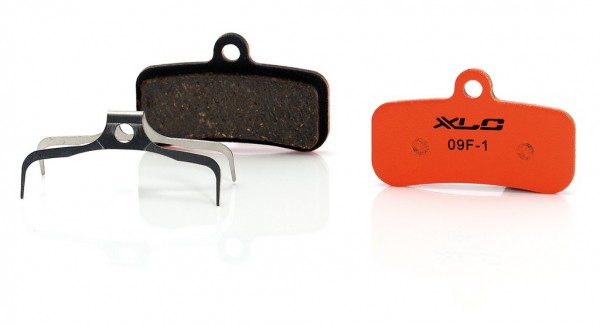 XLC bp-o20 org disc brake pads Shimano Saint