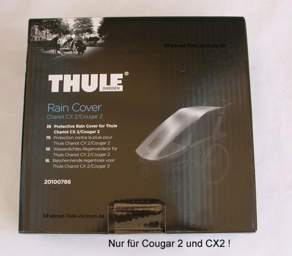 Thule Chariot rain cover cx2 cougar 2