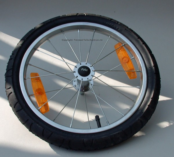 Kiddy Van 101 Wheel 16 inch