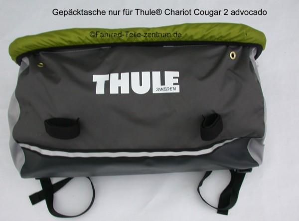 Thule Chariot Cougar 2 Gepäcktasche avocado ab 2009