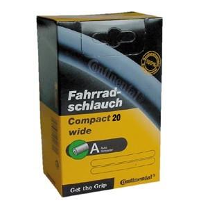 Bike tire tube Continental Compact AV 20x1 1/4 /1.75 inch