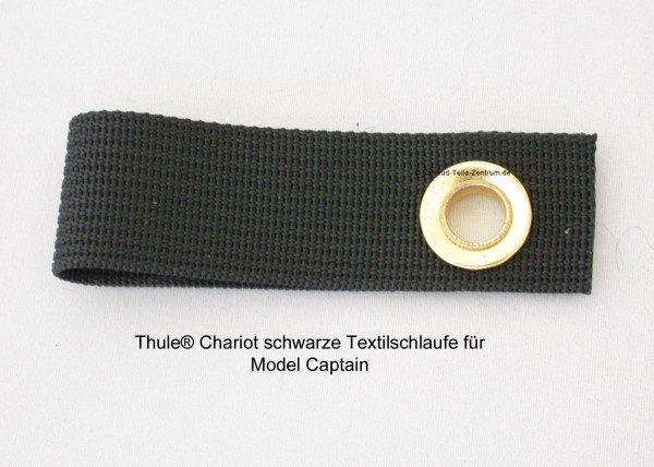 Thule Chariot Captain schwarze Schlaufe