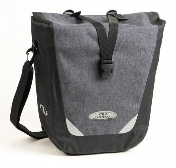 Norco Hinterradtasche Ramsey City