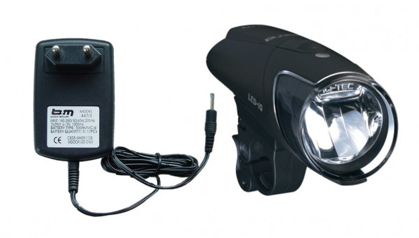 B+M Led headlamp battery op. Ixon IQ Premium