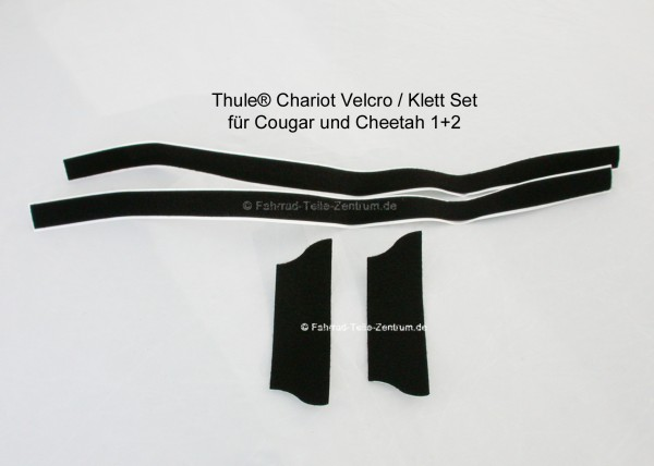 Thule-Chariot-Klettband-Cougar