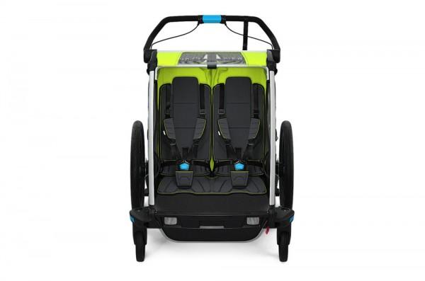 Thule Chariot Sport 2 Kinder Fahrradanhänger