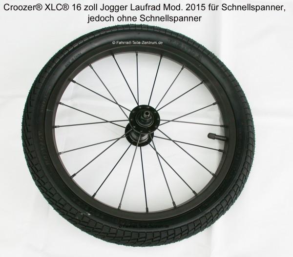 Croozer Kid Plus wheel 16 inch black for walkerset