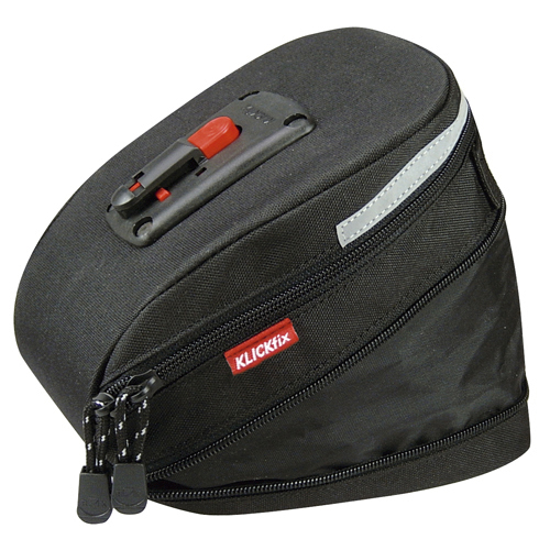 Klickfix saddlebag Micro 200 Expandable