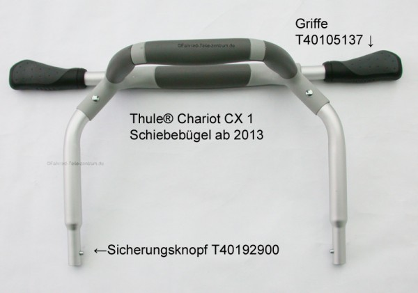 Thule Chariot CX 1 Handlebar Assembly 2013