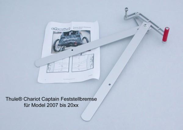 Chariot-Captain-Parkbremse