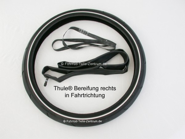 Thule Tire and Tube RH Assembly 20 inch