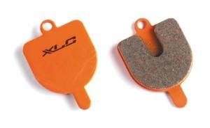 XLC bp-o03 organischer Scheibenbremsbelag für mechanische RST Bremse