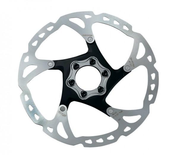 Shimano sm-rt76 brake disc diameter 160 - 203mm