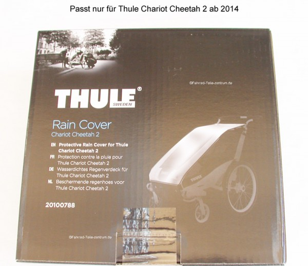 Thule Chariot Rain cover Cheetah 2 from 2014