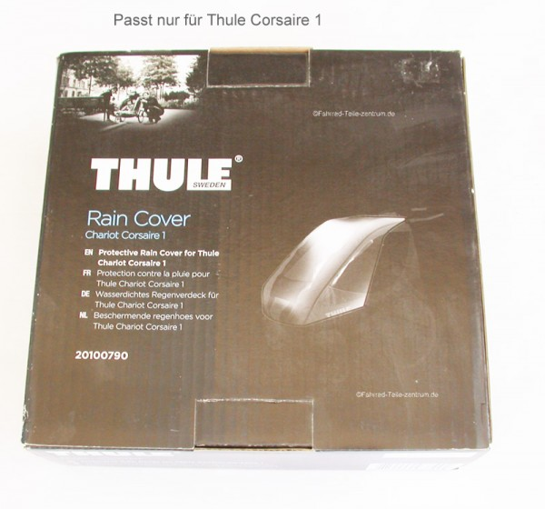 Thule Chariot Rain cover Corsaire 1 from 2014