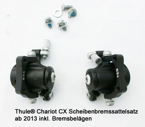Thule Chariot CX Sport Bremssattel Set ab 2013