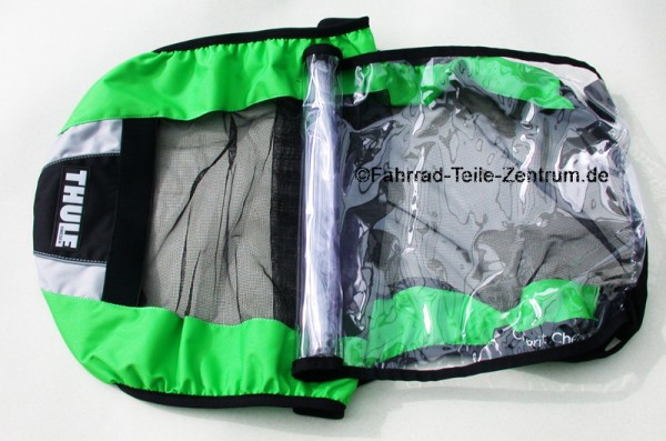 Thule Chariot Cheetah 2 Cover green 2010