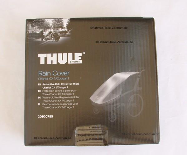 Thule Chariot rain cover cx1 cougar 1