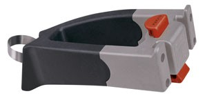 Sattelstützadapter Klickfix Extender ohne Adapterkopf