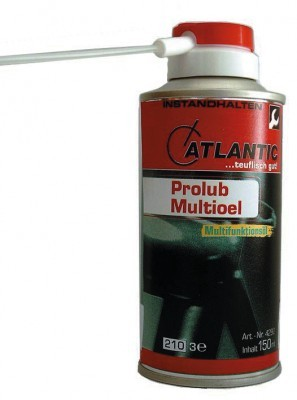 Atlantic PROLUB multi oil 150ml Base price 1L/29,67EUR
