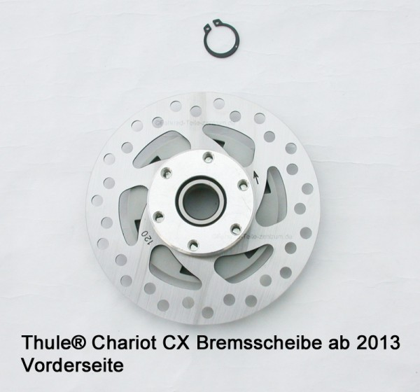 Thule Chariot CX Disk Assembly