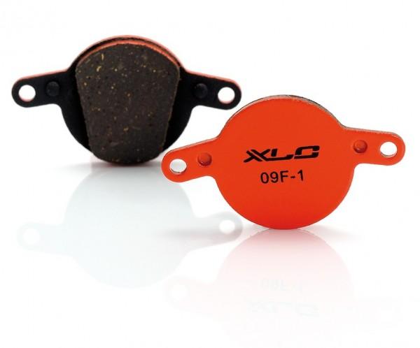XLC bp-o09 organic disc brake pads Magura Luise Clara