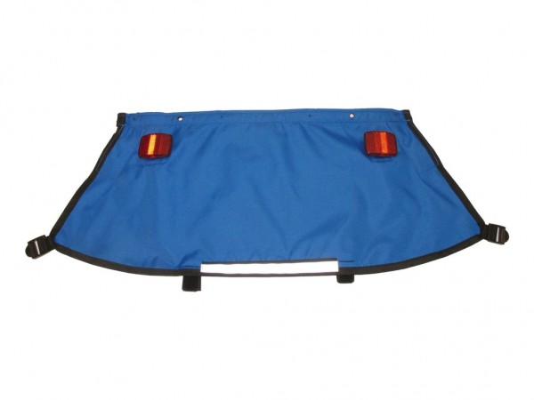 Carry van Textile rear part